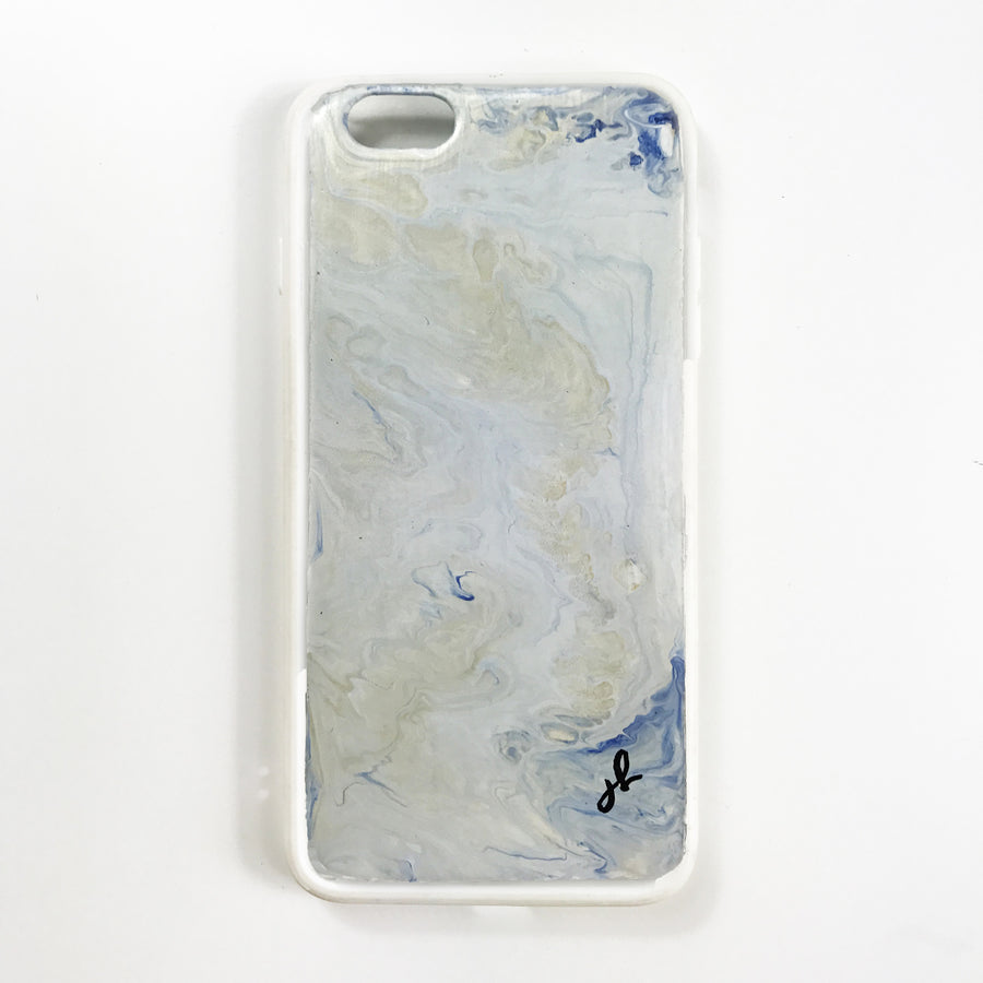 Icelandic Winds Hand Painted Phone Case