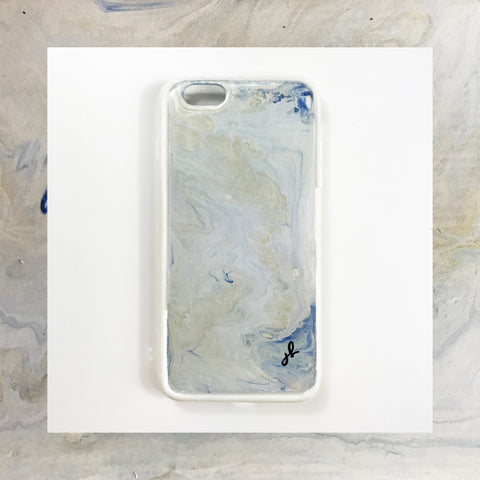 #6 Hand Painted Phone Case