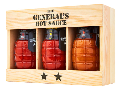 The General's Gift Box -- The 2-Star -- New lower price!