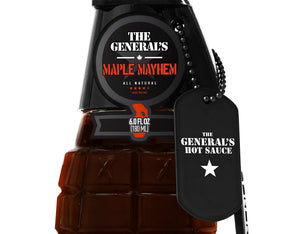 The General's Hot Sauce E-Gift Card