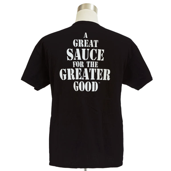 """Greater Good"" 100% Cotton T-Shirt"