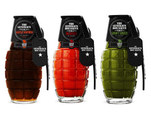 Load image into Gallery viewer, Christmas Combo - 1 Bottle each of Maple Mayhem, Dead Red & Grunt Green (6 oz bottles)