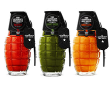 Load image into Gallery viewer, CLASSIC! Triple Threat - 1 Bottle each of Dead Red, Grunt Green, and Shock & Awe (6 oz bottles)