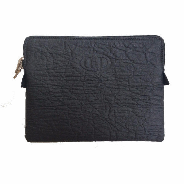 Diosa PiñaPad Tablet Cover - Black Piñatex™ - Shop Loren