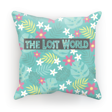 Jurassic Park Inspired Cushion - Shop Loren