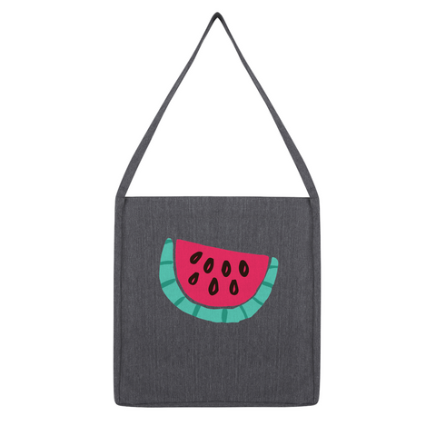 Eco Friendly Watermelon Tote Bag