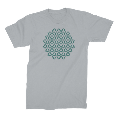 Flower Of Life Men's T-Shirt - Shop Loren