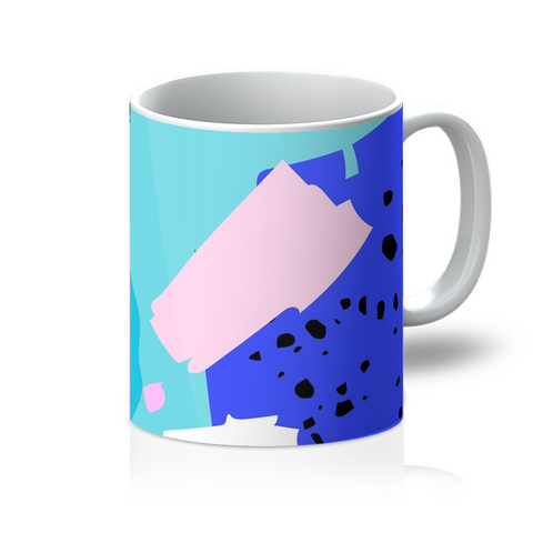 Blue Punch Mug