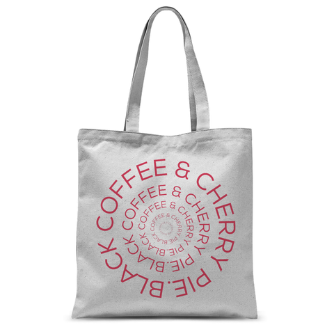 'Black Coffee' Twin Peaks Inspired Tote Bag - Shop Loren
