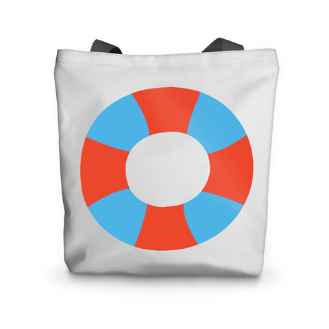 Lifesaver Tote Bag