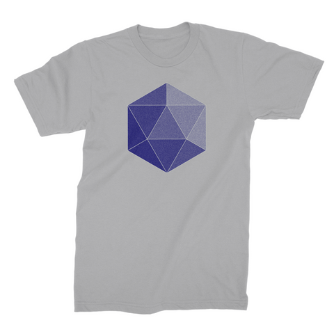 Icosahedron Men's T-Shirt - Shop Loren