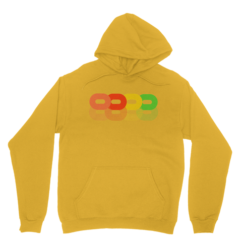 Retro Super 8's Heavy Blend Hoodie - Shop Loren
