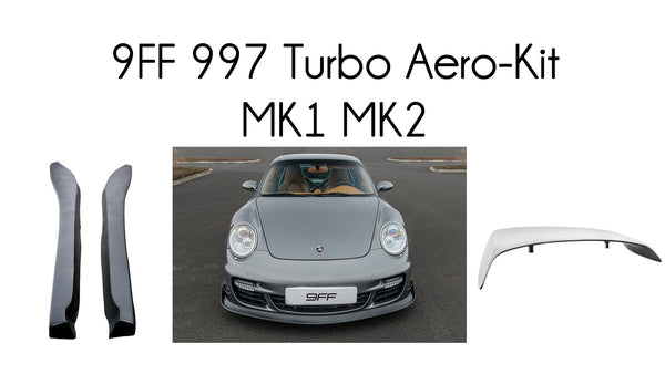 9FF 997 Turbo Aero-Kit