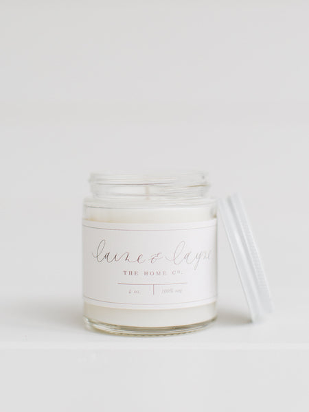 4 oz Heritage Soy Candle