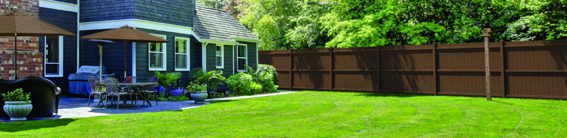 Endwood Vinyl Fencing