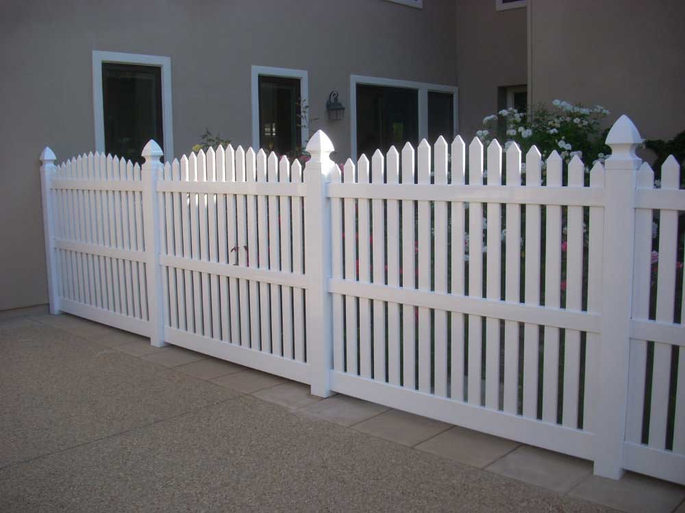 Vinyl Picket Fence Gallery Vinyl Craft