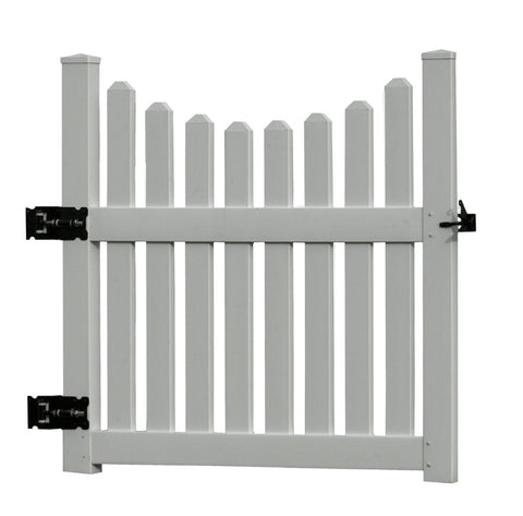 Cottage Picket Gate