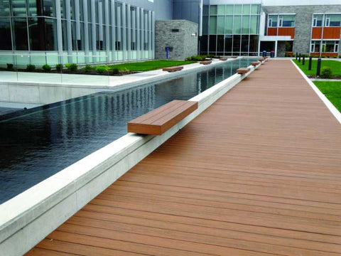 Vinyl Decking Endeck Forest Series Canada