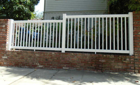 Vinyl Picket Fences and Posts