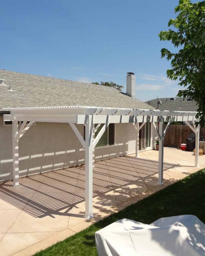Vinyl Patio & Pergolas