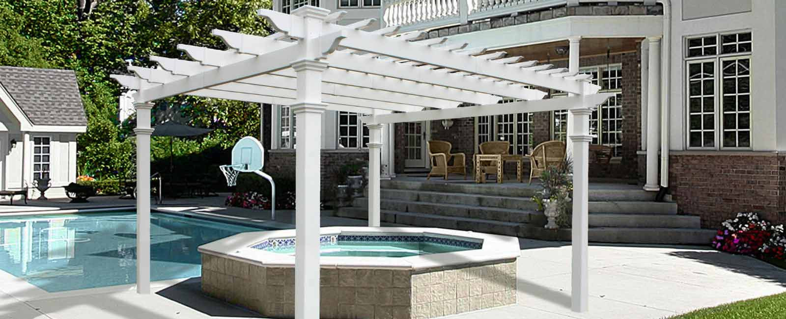 VINYL PATIO COVERS & PERGOLAS BUILT TO LAST