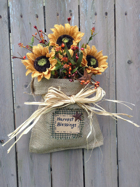 Bag of Sunflowers