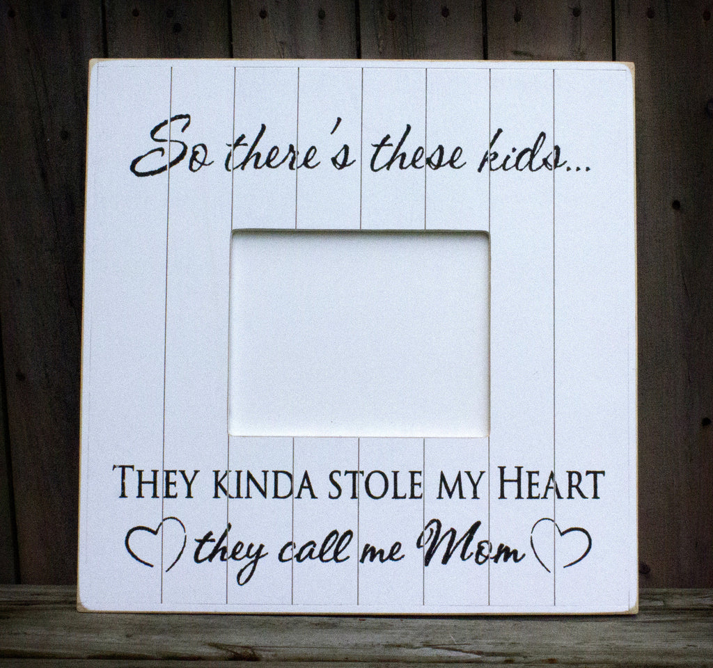Heart Warming Picture Frame