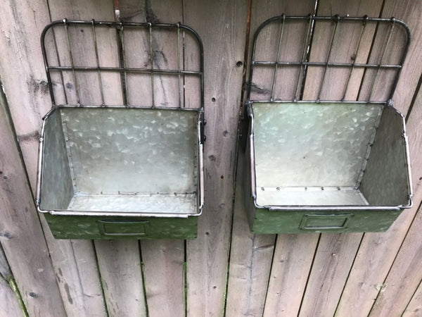 Set of 3 Factory Bins