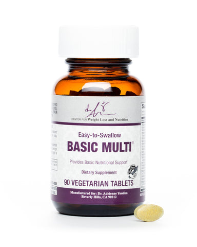 Basic Multi-Vitamin Tablet- 3 Month Supply