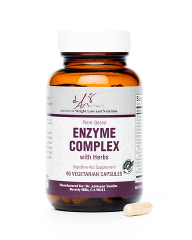 Enzyme Complex Capsules