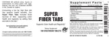 Super Fiber Tablets- 100 Count