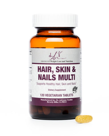 Hair Skin and Nail Multivitamins