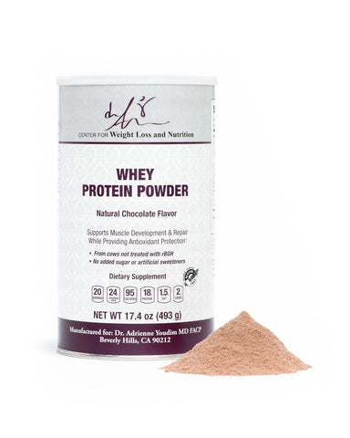 Whey Protein Powder- Natural Chocolate