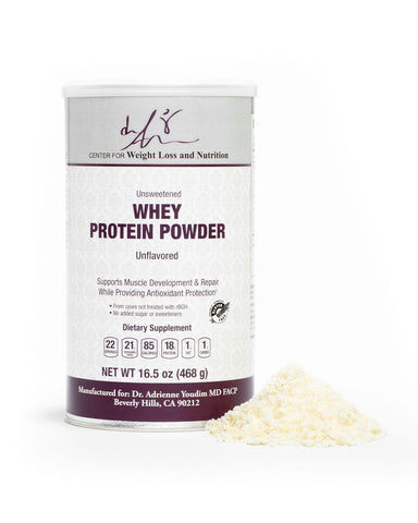 Whey Unflavored Protein Powder