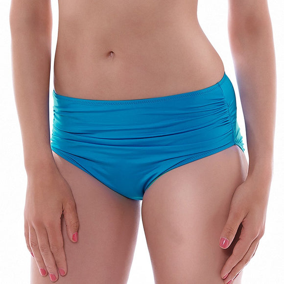 Versailles Fold Brief China Blue
