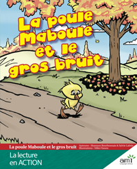 La poule Maboule et le gros bruit - Reader (minimum of 6)