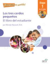 Los tres cerdos pequeños - Student Workbooks (minimum of 20)