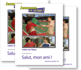 Salut, mon ami ! - Digital Student Workbooks (minimum of 20)