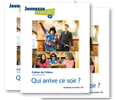 Qui arrive ce soir ? - Digital Student Workbooks (minimum of 20)