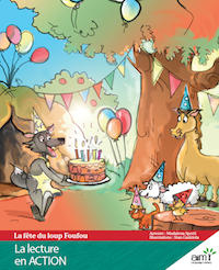La fête du loup Foufou - Readers (minimum of 6)