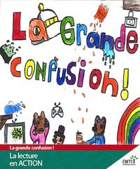 La grande confusion ! - Readers (minimum of 6)