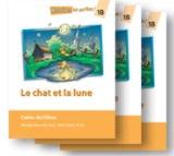 Le chat et la lune - Student Workbooks (minimum of 20)