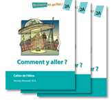 Comment y aller ? - Student Workbooks (minimum of 20)