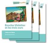 Boucles Violettes - Student Workbooks (minimum of 20)