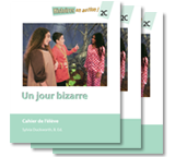 Un jour bizarre - Digital Student Workbooks (minimum of 20)