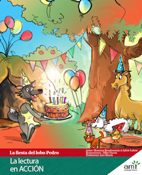La fiesta del lobo Pedro - Reader (minimum of 6)