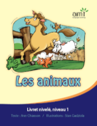 Les animaux - Reader (minimum of 6)