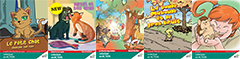French Primary Library Pack - 12 Readers for Ages 5-8
