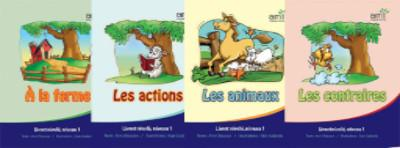 French Primary Library Pack  - 10 Little Readers (Core & Immersion)