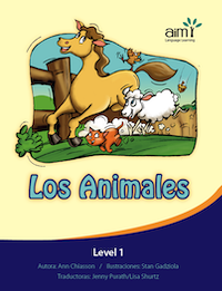 Los Animales - Reader (minimum of 6)